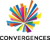 logo convergence centré
